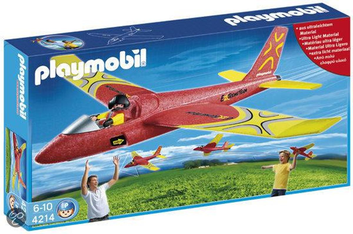 Playmobil Zweefvlieger Extreme - 4214