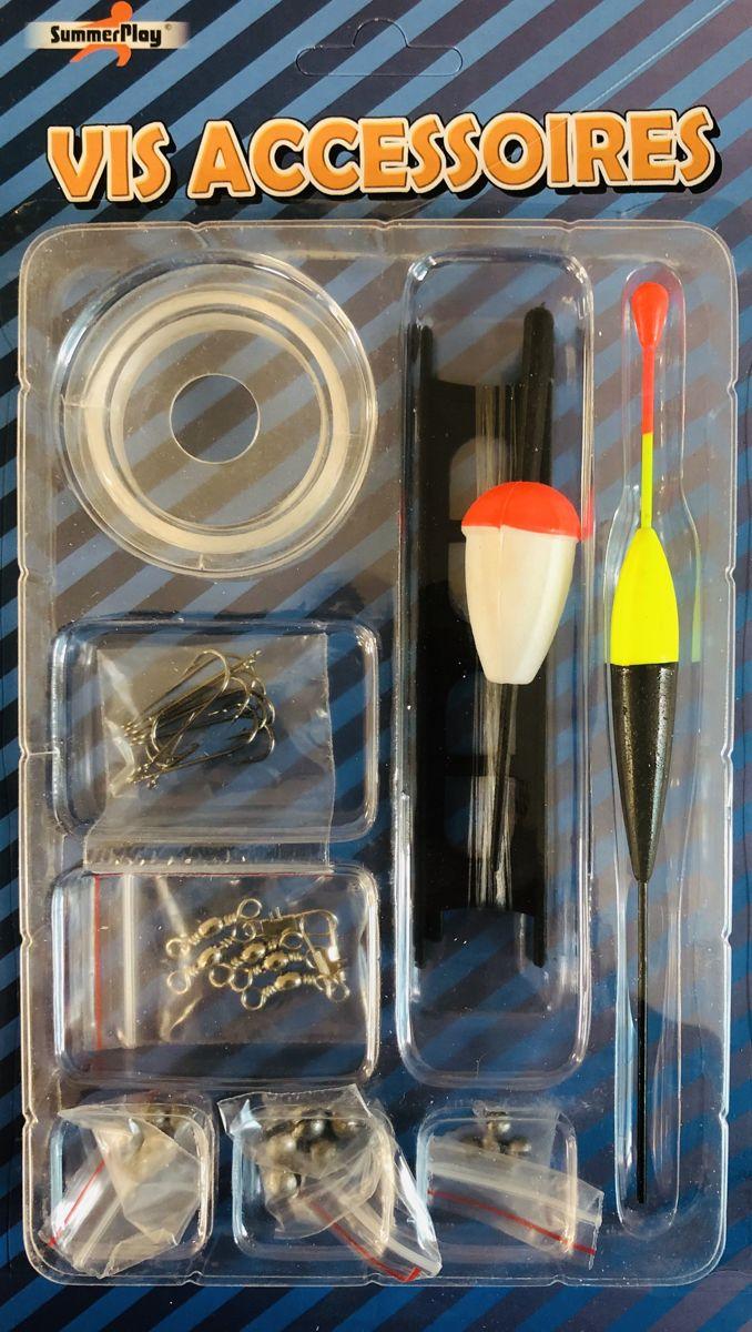 Vishengel - Vis Hengel starters accessoires set