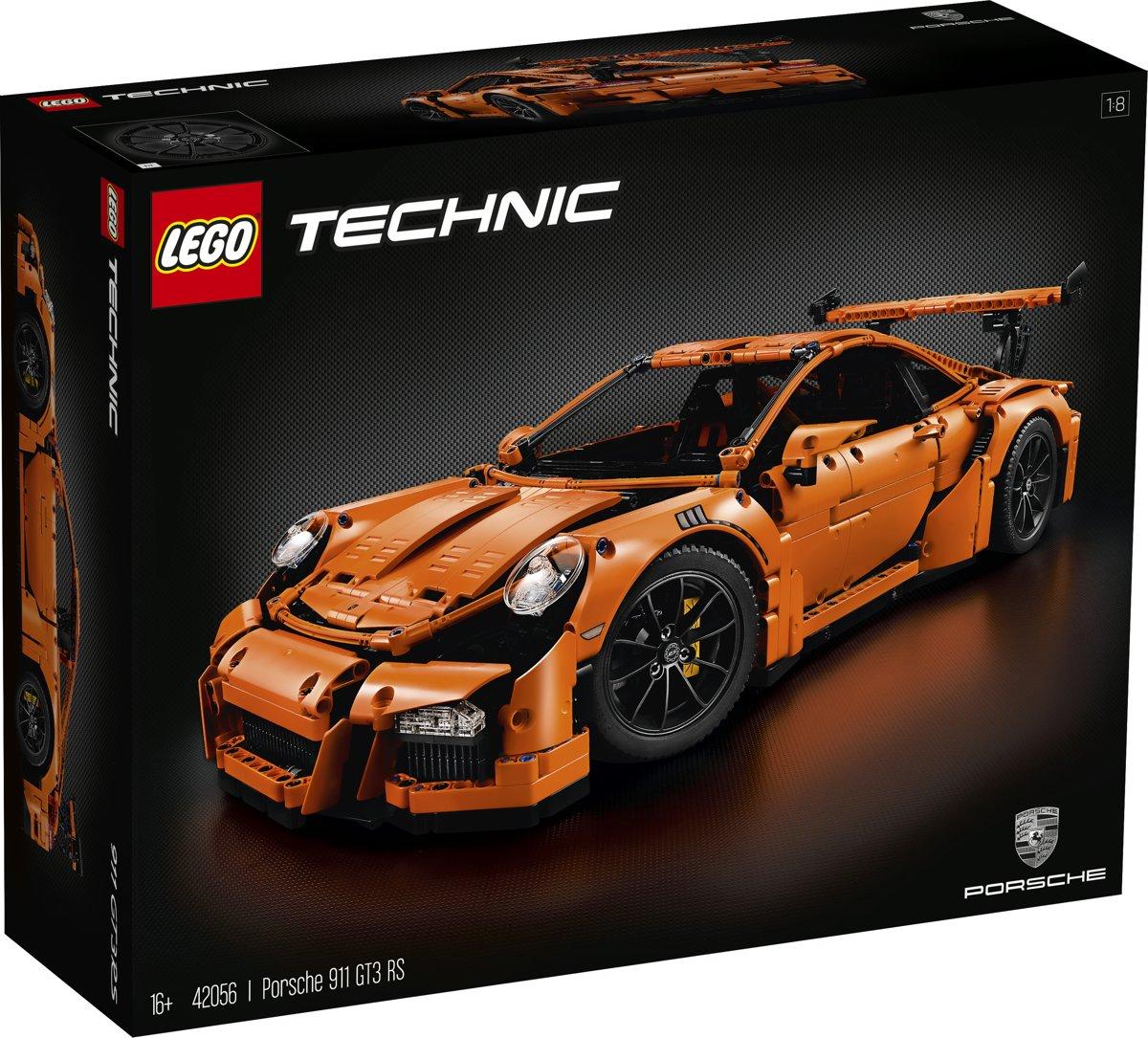 LEGO Technic Porsche 911 GT3 RS - 42056 voor €184,34