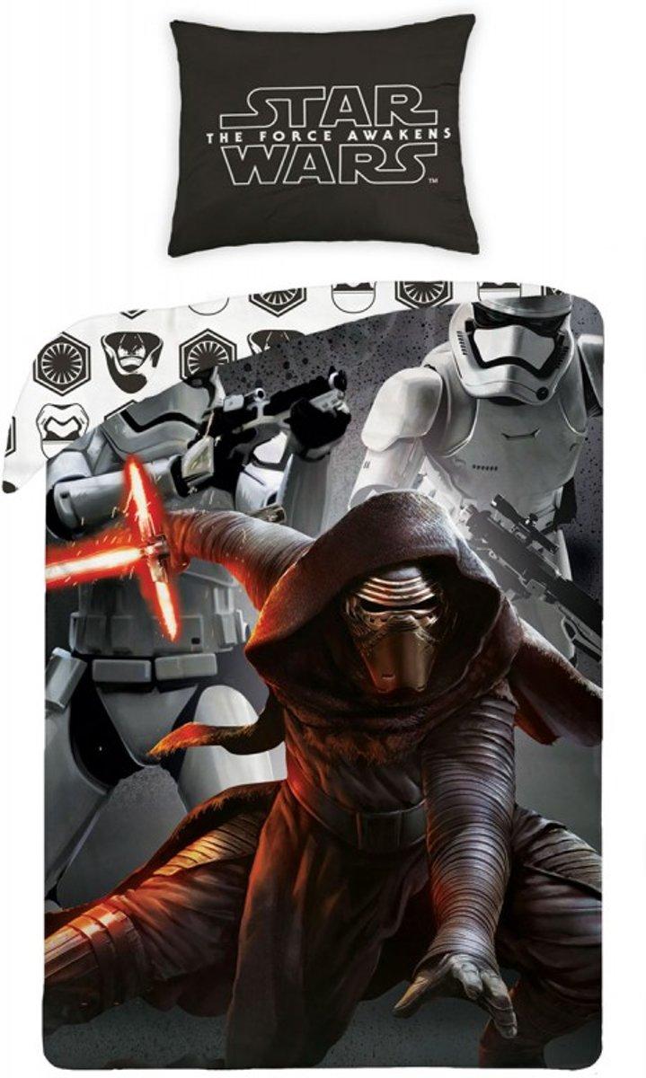 Star Wars Kylo Ren Dekbedovertrek - Eenpersoons - 140x200 cm kopen