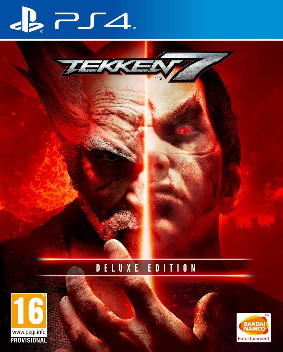 Tekken 7 - Deluxe Edition PlayStation 4