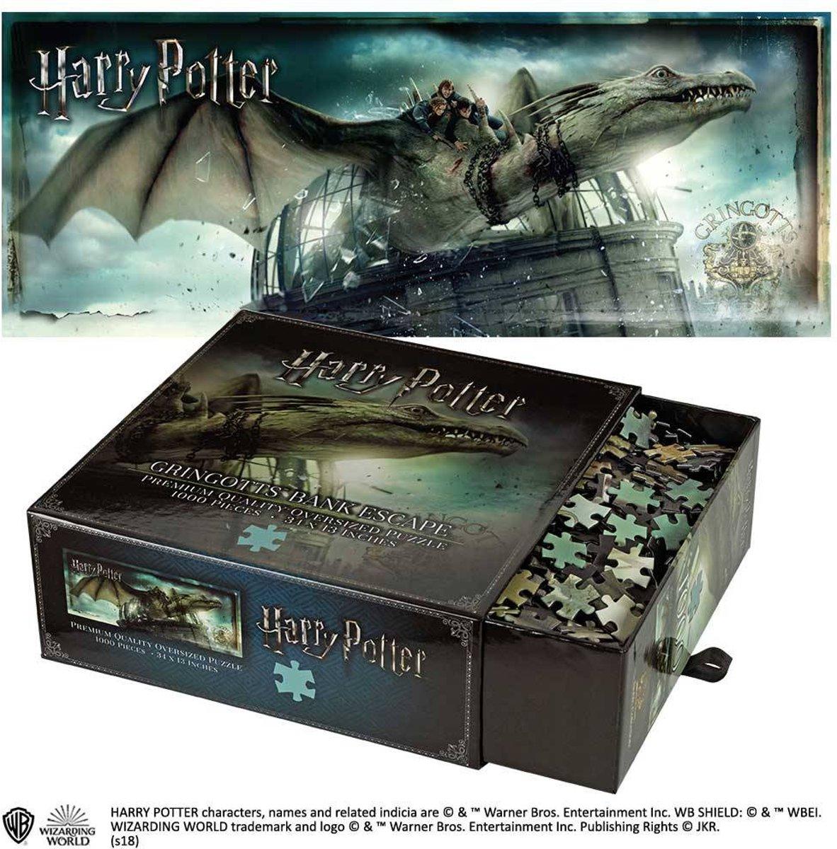 Harry Potter: Gringotts Bank Escape Puzzle kopen