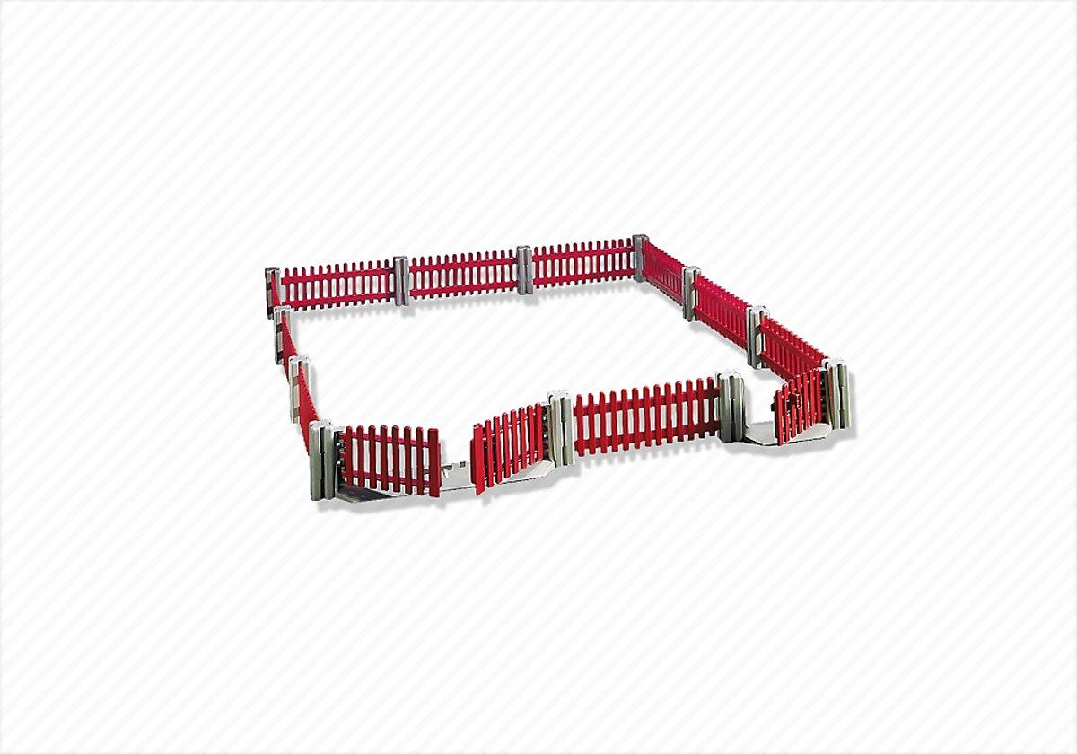 Playmobil Tuinhekjes - 7292
