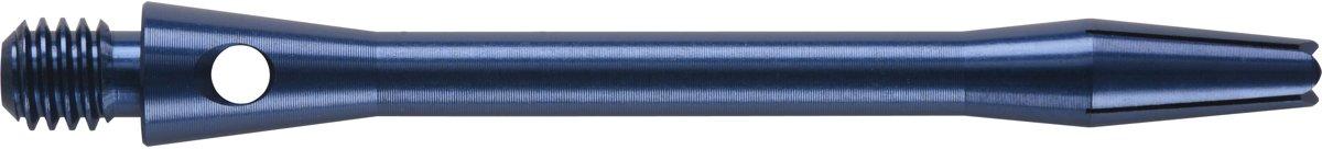 Harrows darts Shaft anodised aluminium blauw Medim 3 stuks kopen