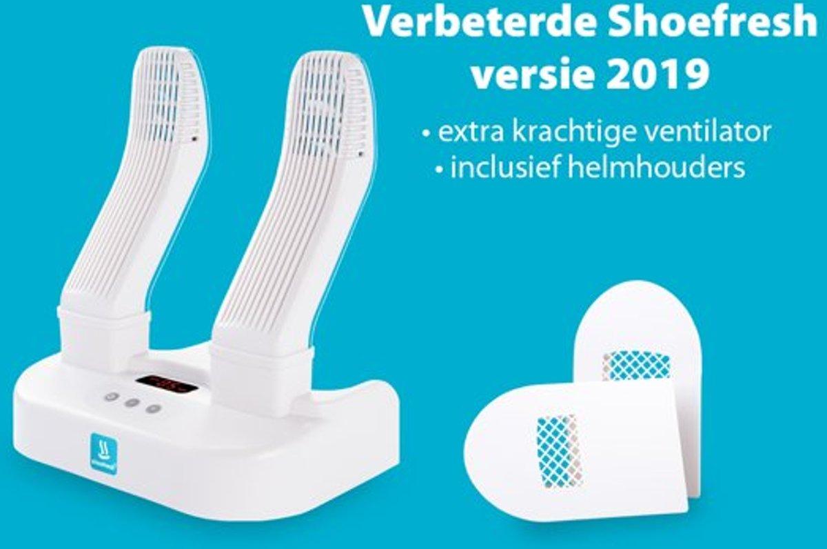 Shoefresh Schoenendroger & verfrisser Oplossing natte, stinkende schoenen