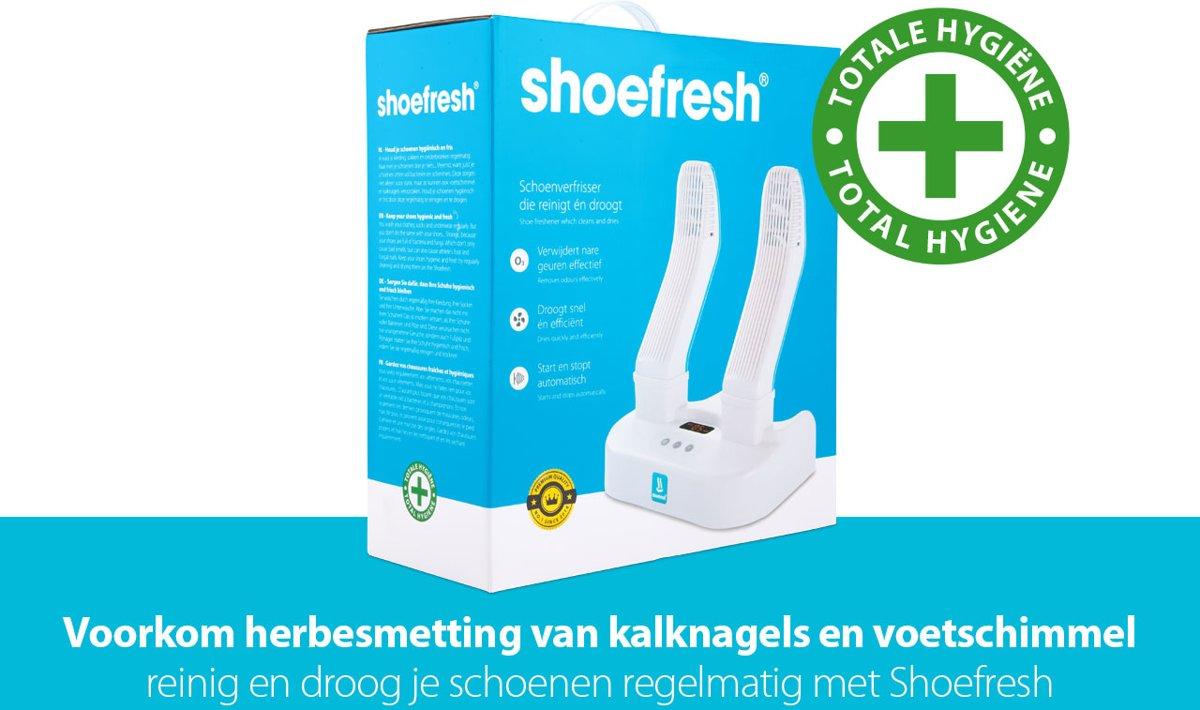 3e3d94605d3 bol.com | Shoefresh - schoenendroger & -verfrisser | oplossing voor  stinkende, natte schoenen