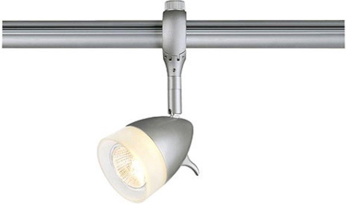 SLV KANO voor EASYTEC II Railverlichting 1x50W Grijs Chroom Wit 184071 kopen