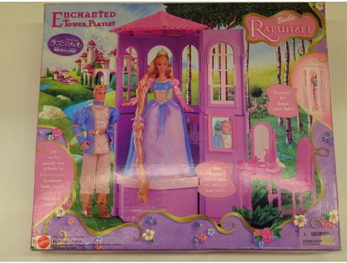 Barbie - Betoverende Toren Rapunzel
