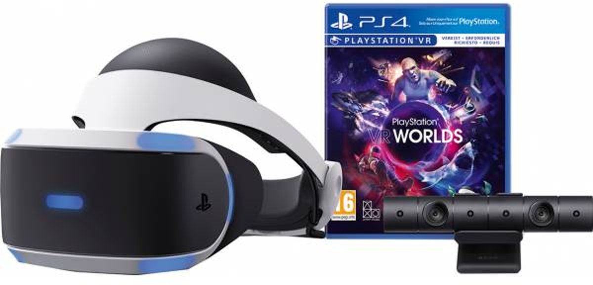 Sony PlayStation VR Worlds Pakket kopen