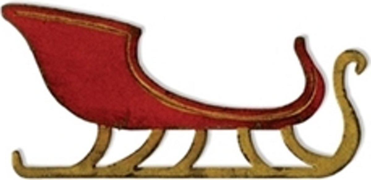 Sizzix BigzT Die  Sleigh Ride (660038) kopen