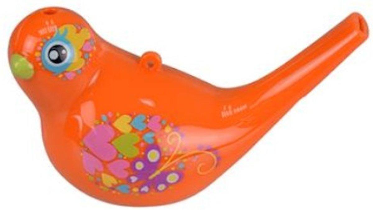 Tutti Frutti Vogelfluit 10 Cm Oranje kopen