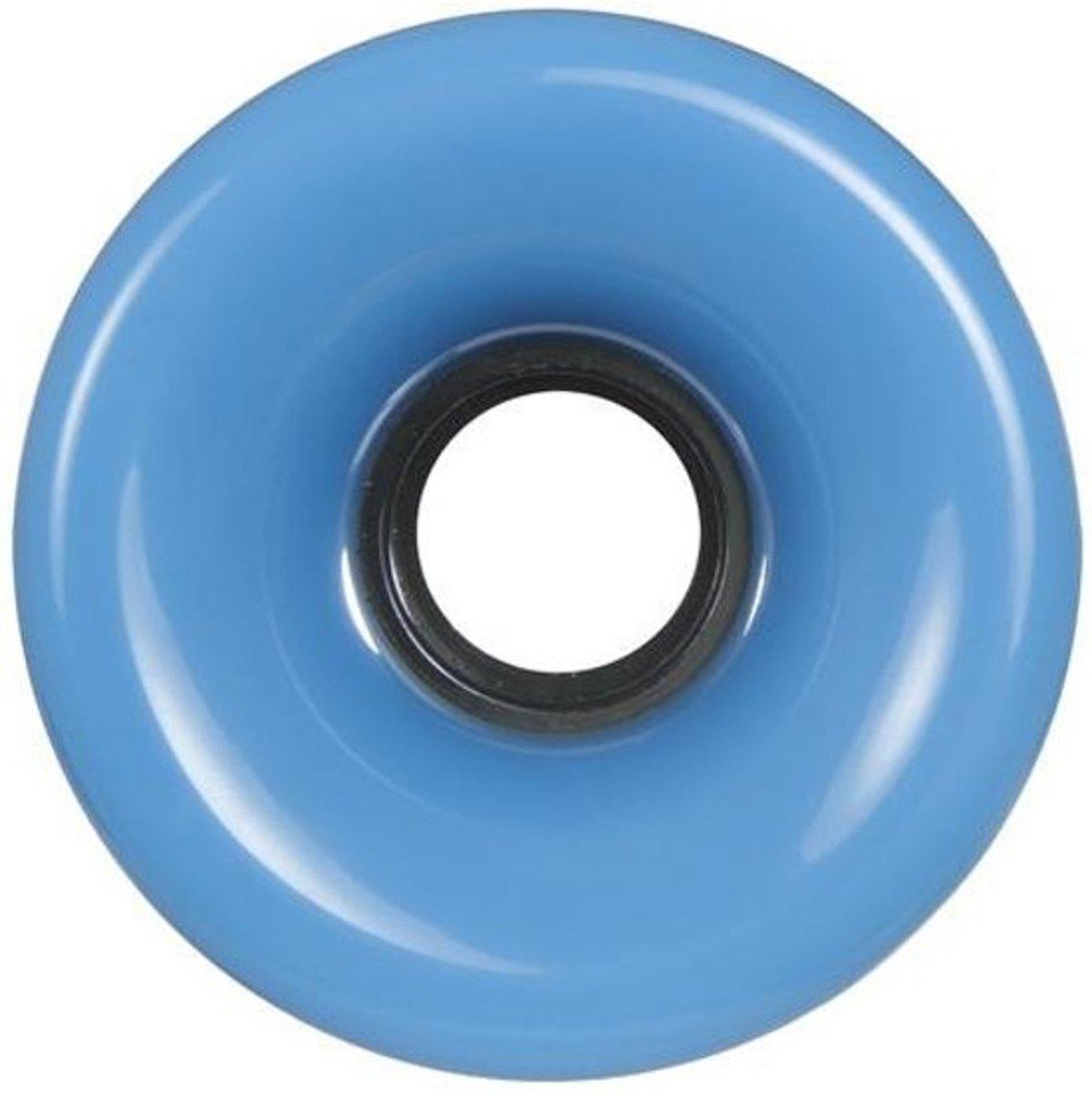 Powerslide Longboard Wielen 70 x 51mm 83a blauw per 4 stuks kopen
