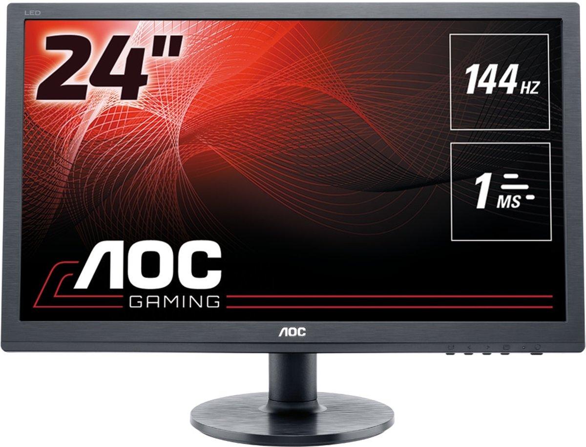 AOC G2460FQ - Full HD Gaming Monitor (144 Hz) voor €179