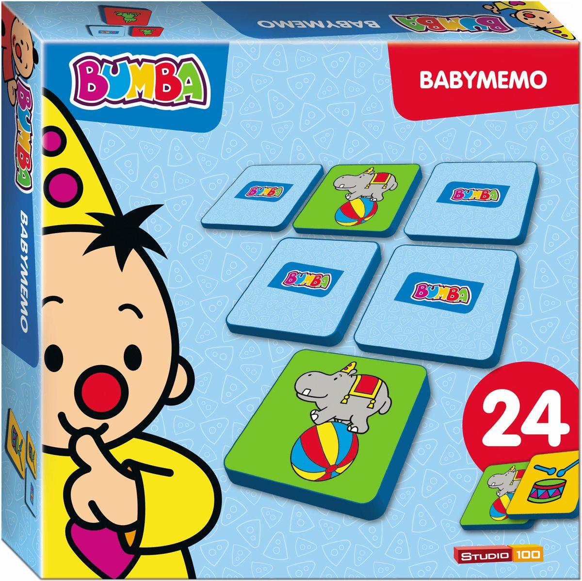 bumba memospel kaartspel