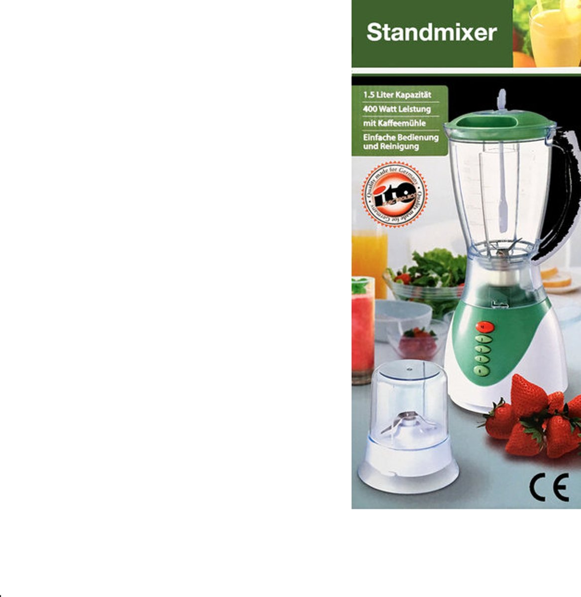 Image of Stand Mixer - Blender (4038478108382)