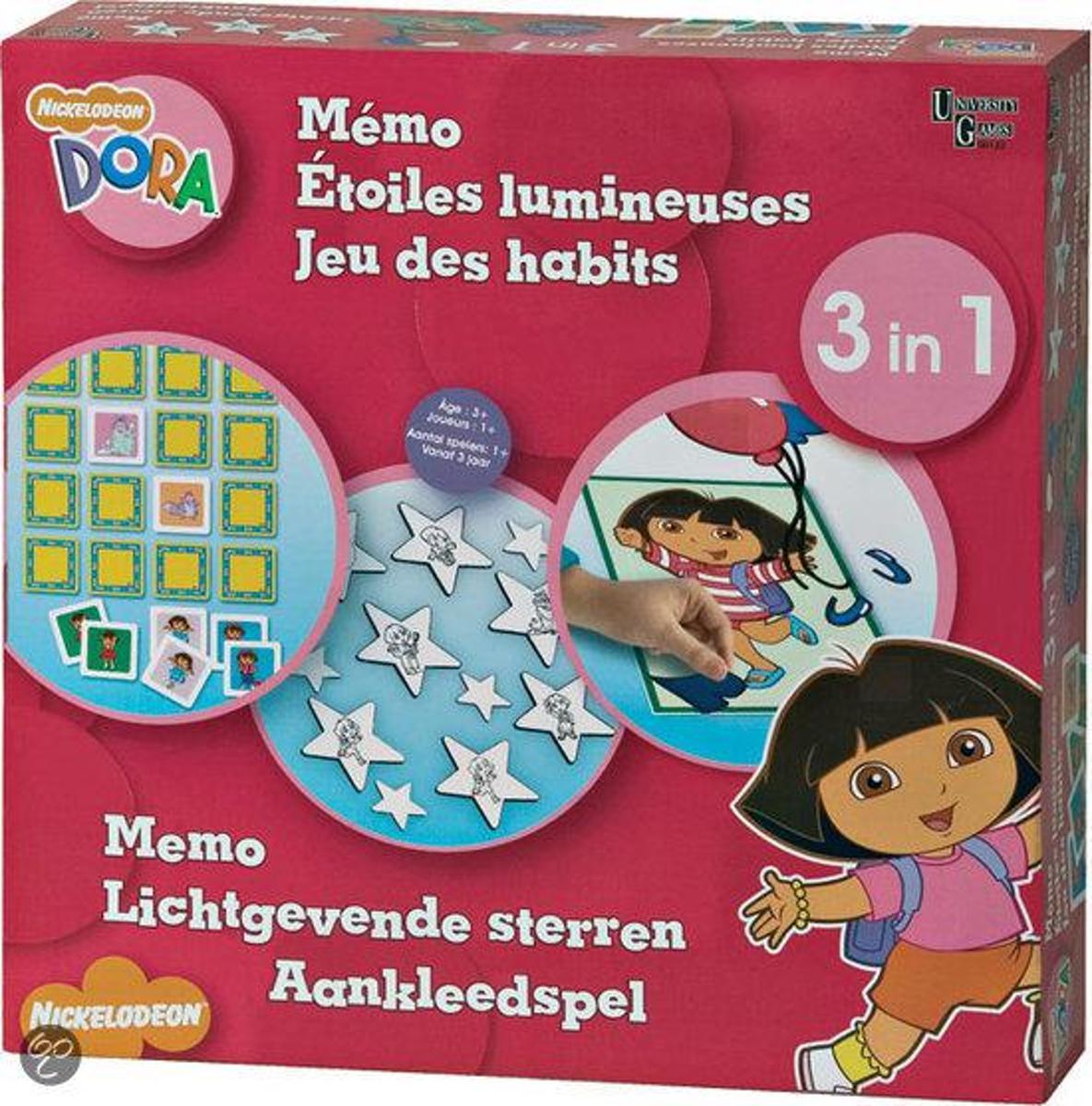 Dora 3 in 1