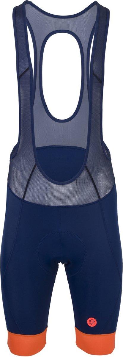 AGU Prime Fietsbroek Heren Trend - Blauw - XXL kopen