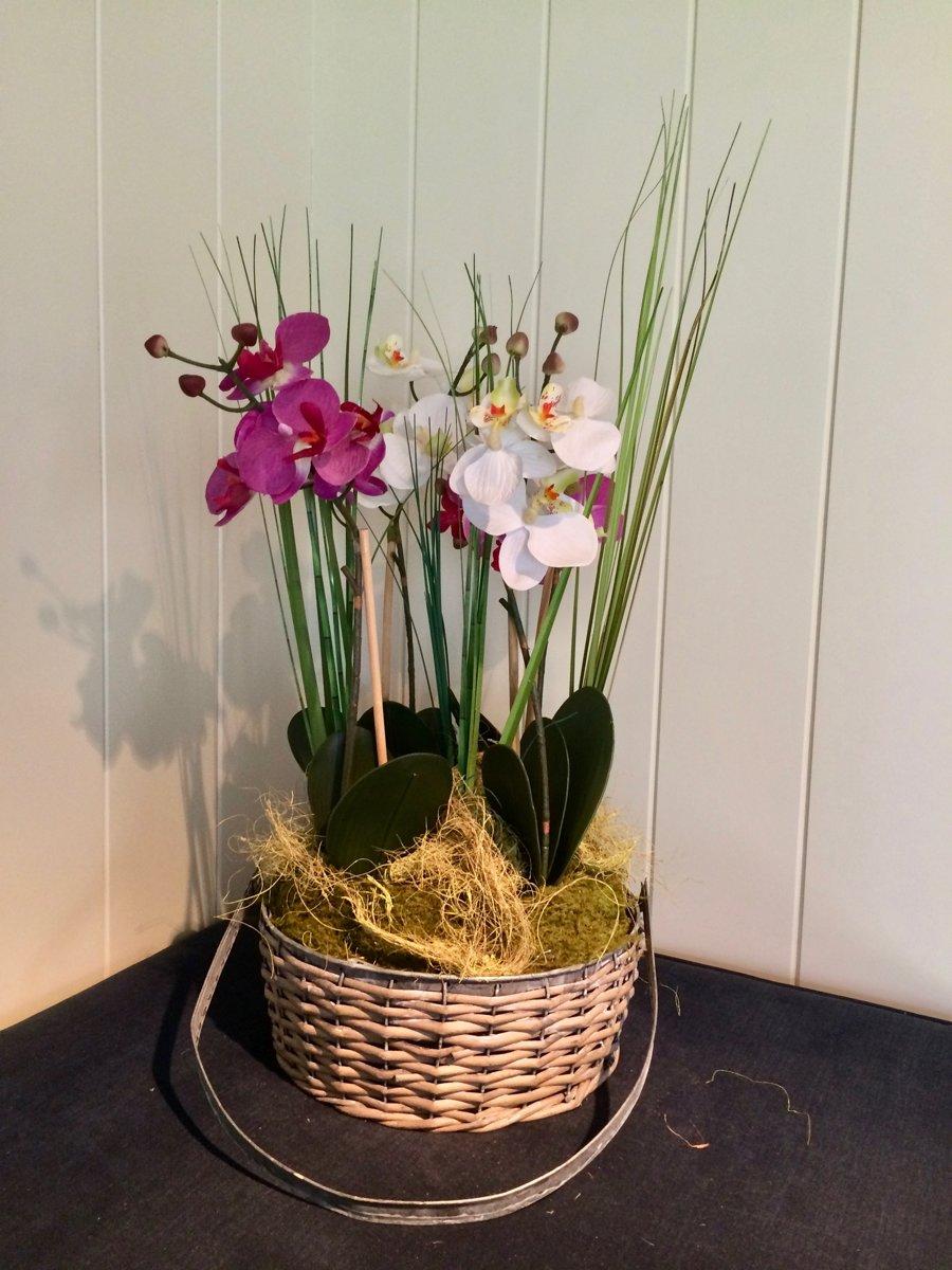 Bloemstuk Orchid kopen
