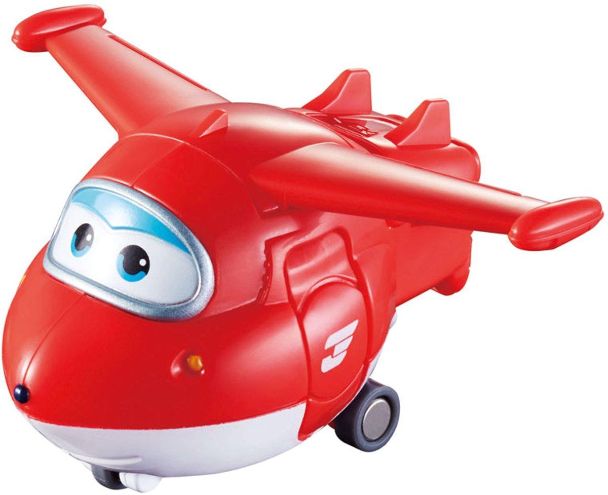 Super Wings Transforming Jett - Minifiguur kopen