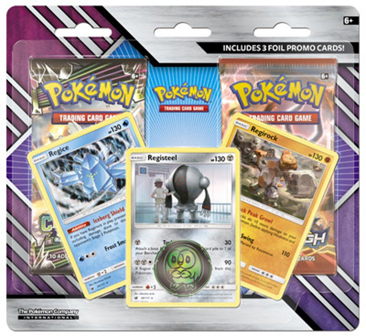 Pokémon TCG Enhanced 2 Pack Blister kopen