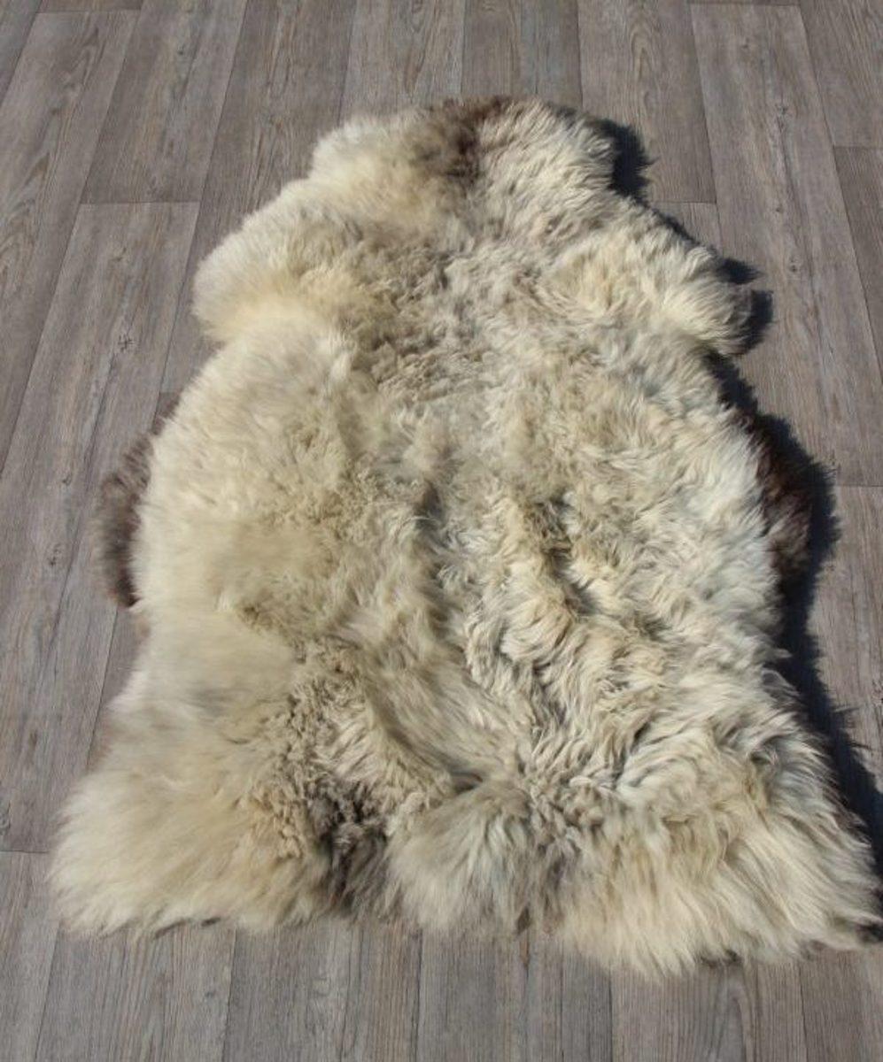 Schapenvacht schapenvel grijs oerkleur nr. ML-02 kopen