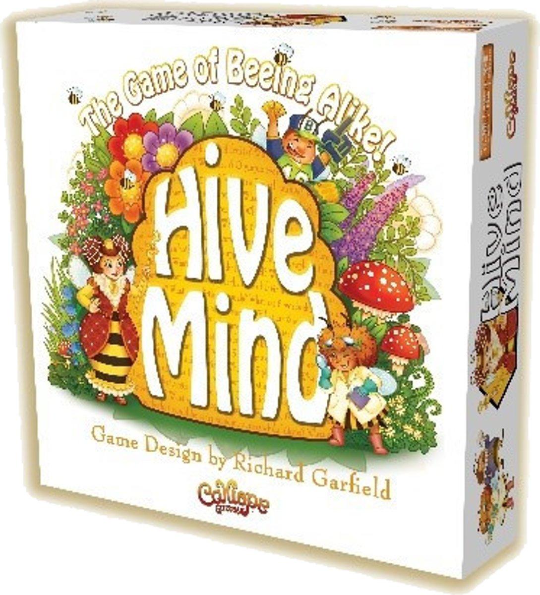 Hive Mind Bordspel (Engelstalig)