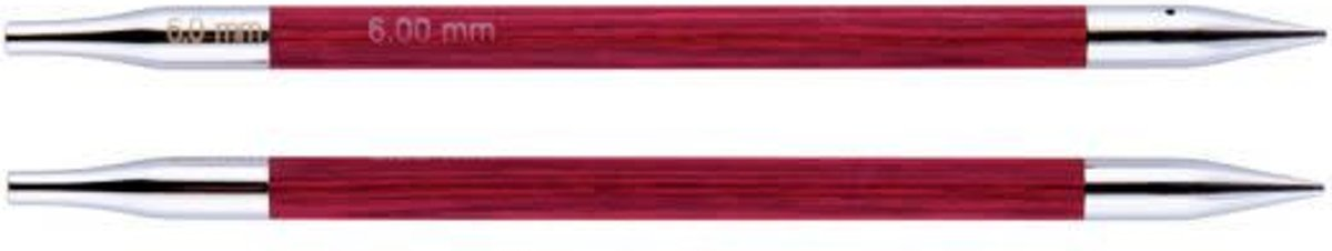 KnitPro Royale verwisselbare rondbreinaalden 6.0 mm kopen