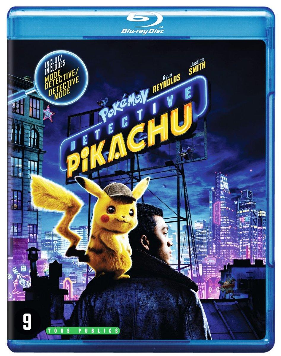 Pokémon Detective Pikachu (Blu-ray) kopen