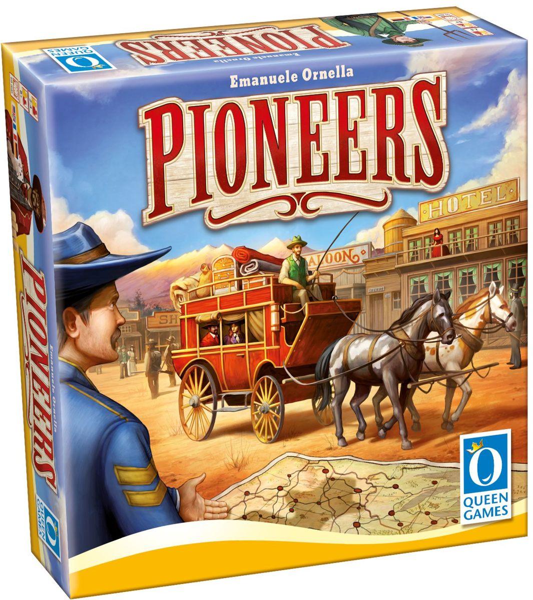 Pioneers, Queen Games