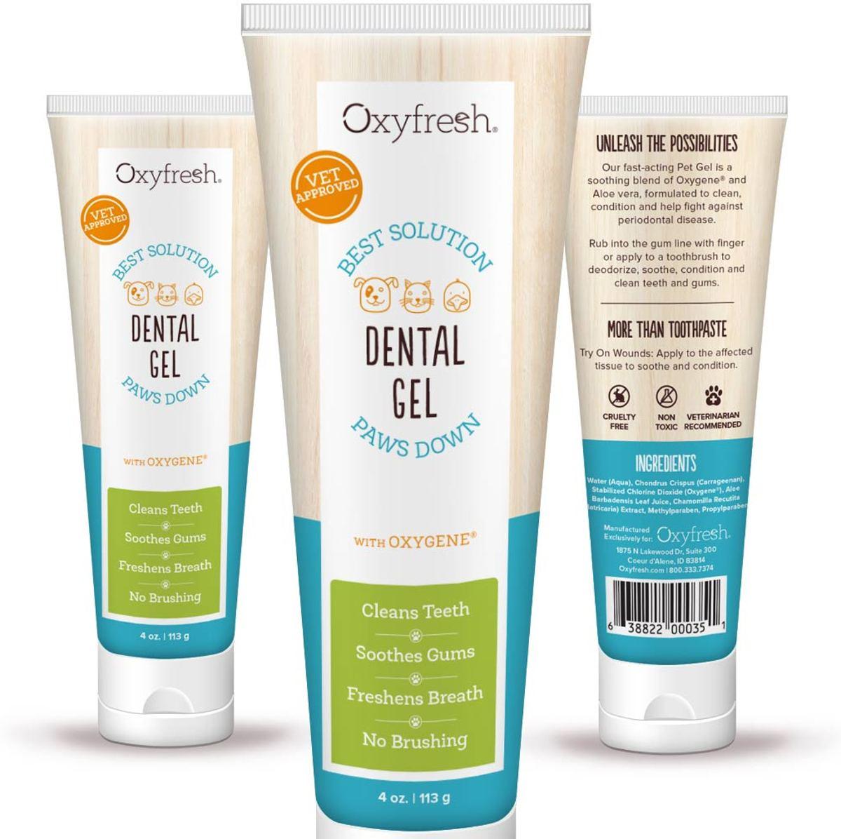 OxyFresh Pets tandpasta voor hond en kat kopen