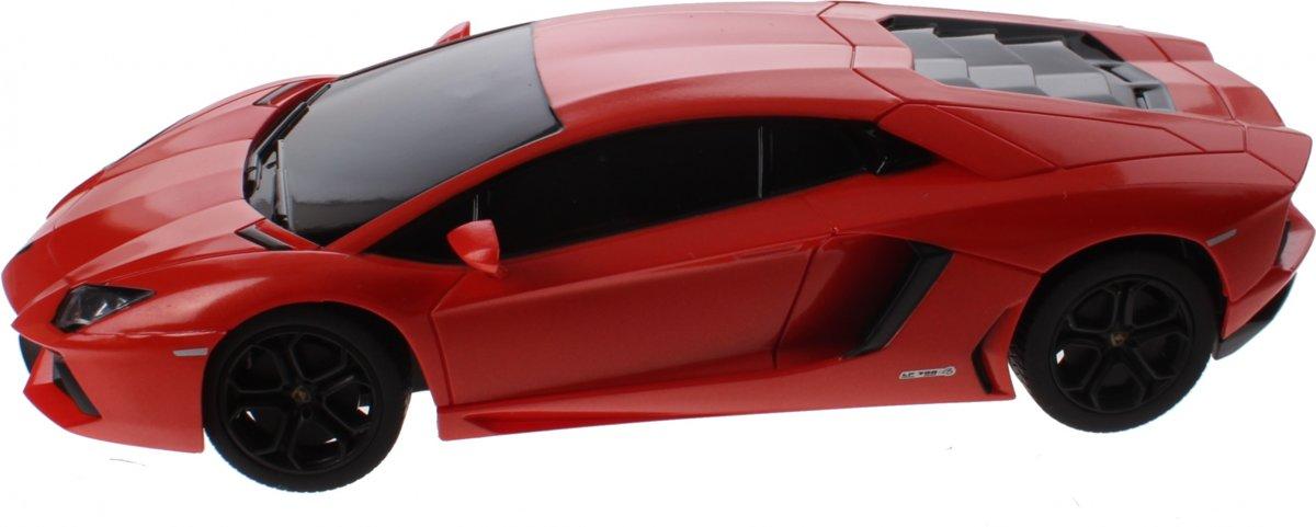 Rastar Rc Lamborghini Aventador Schaal 1:24 Oranje kopen