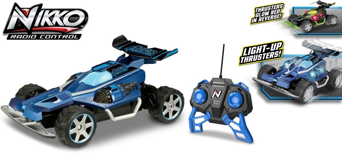 Nikko Alien Panic - Bestuurbare auto - Blauw