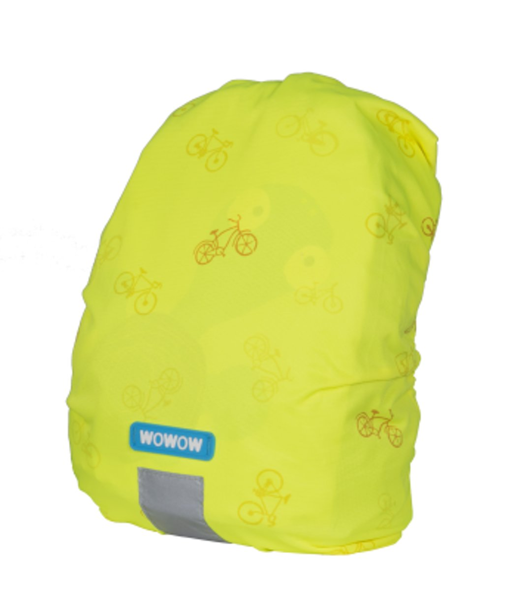 Hoes rugzak Klein 25L (H40cm - B25cm) - Nuty cover Small yellow kopen