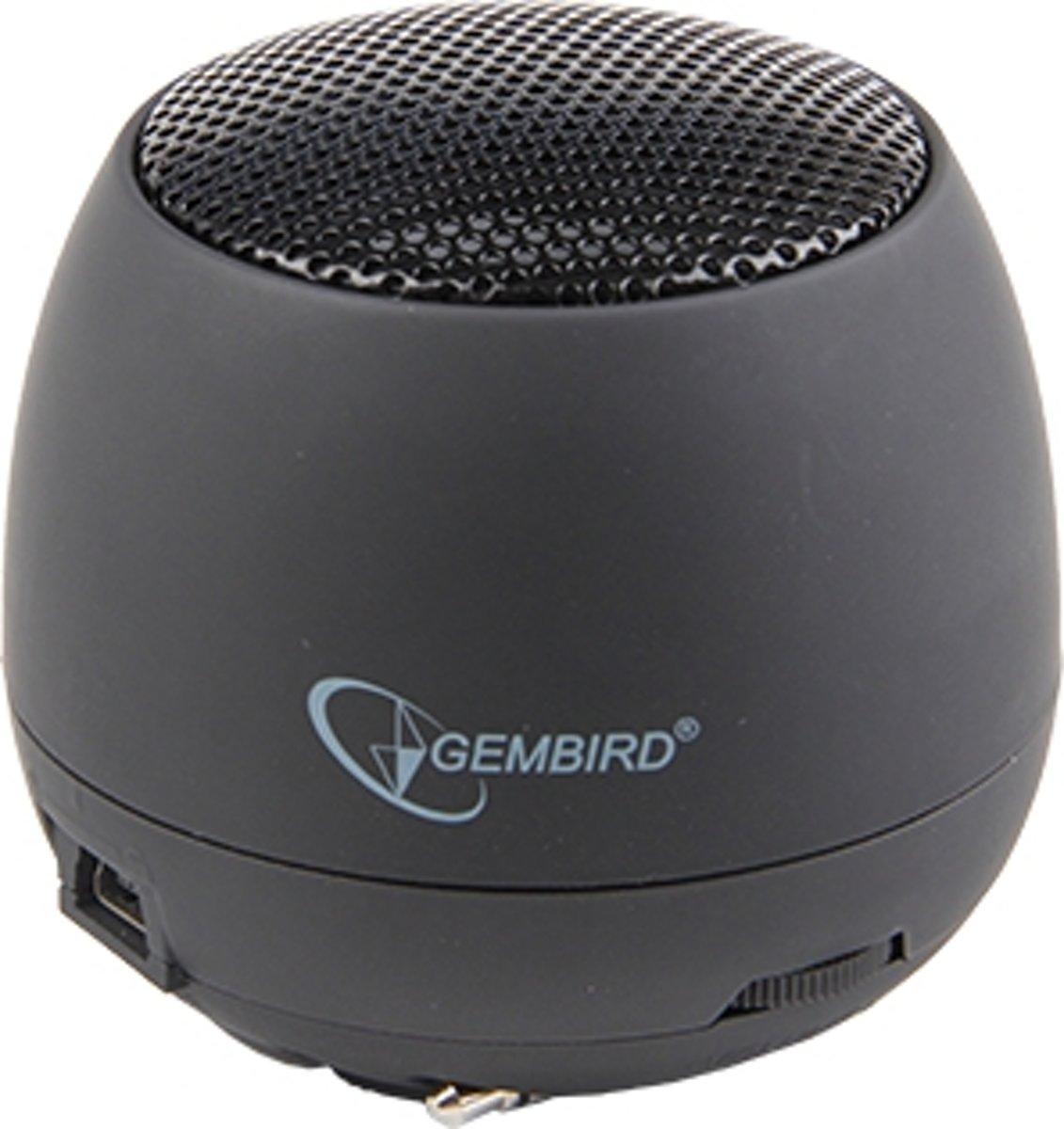 Gembird SPK-103 - Draagbare Mini Speaker kopen