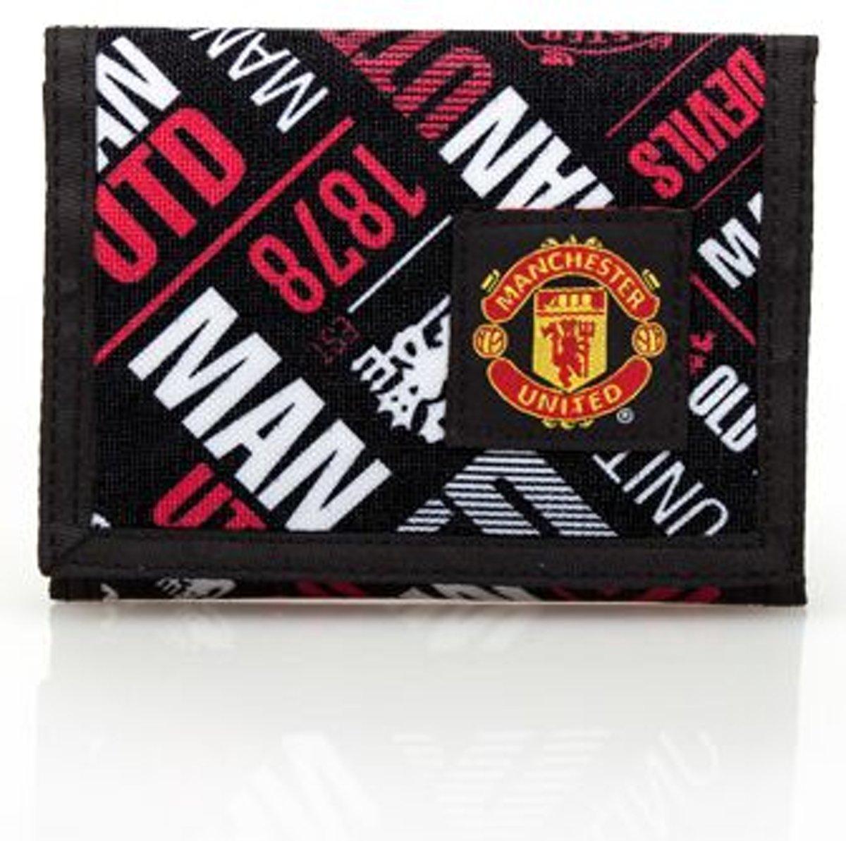 Portemonnee Jongens.Bol Com Manchester United Portemonnee Rood