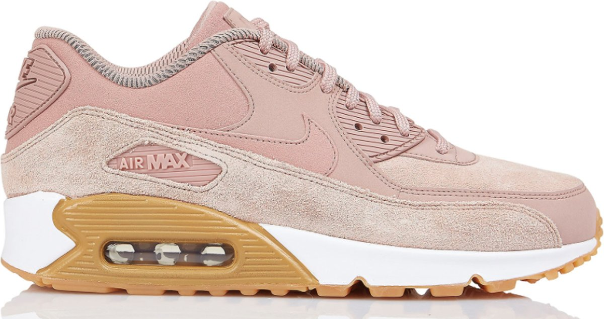 roze air max 90 dames