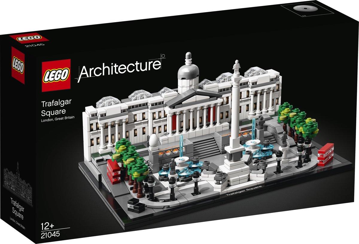 21045 LEGO® ARCHITECTURE Bij trafalgar Square