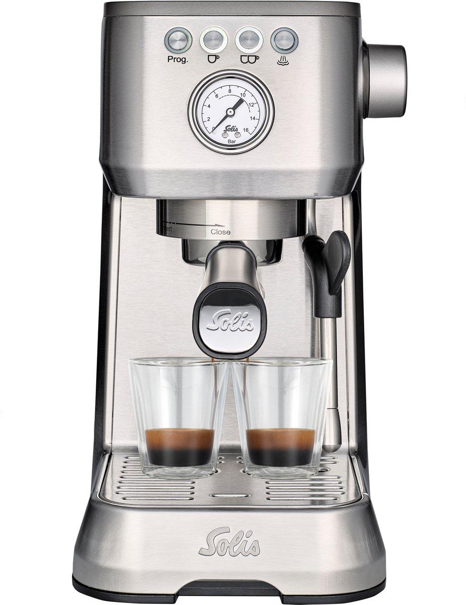 Solis Barista Perfetta Plus 1170 Pistonmachine - Espressomachine kopen