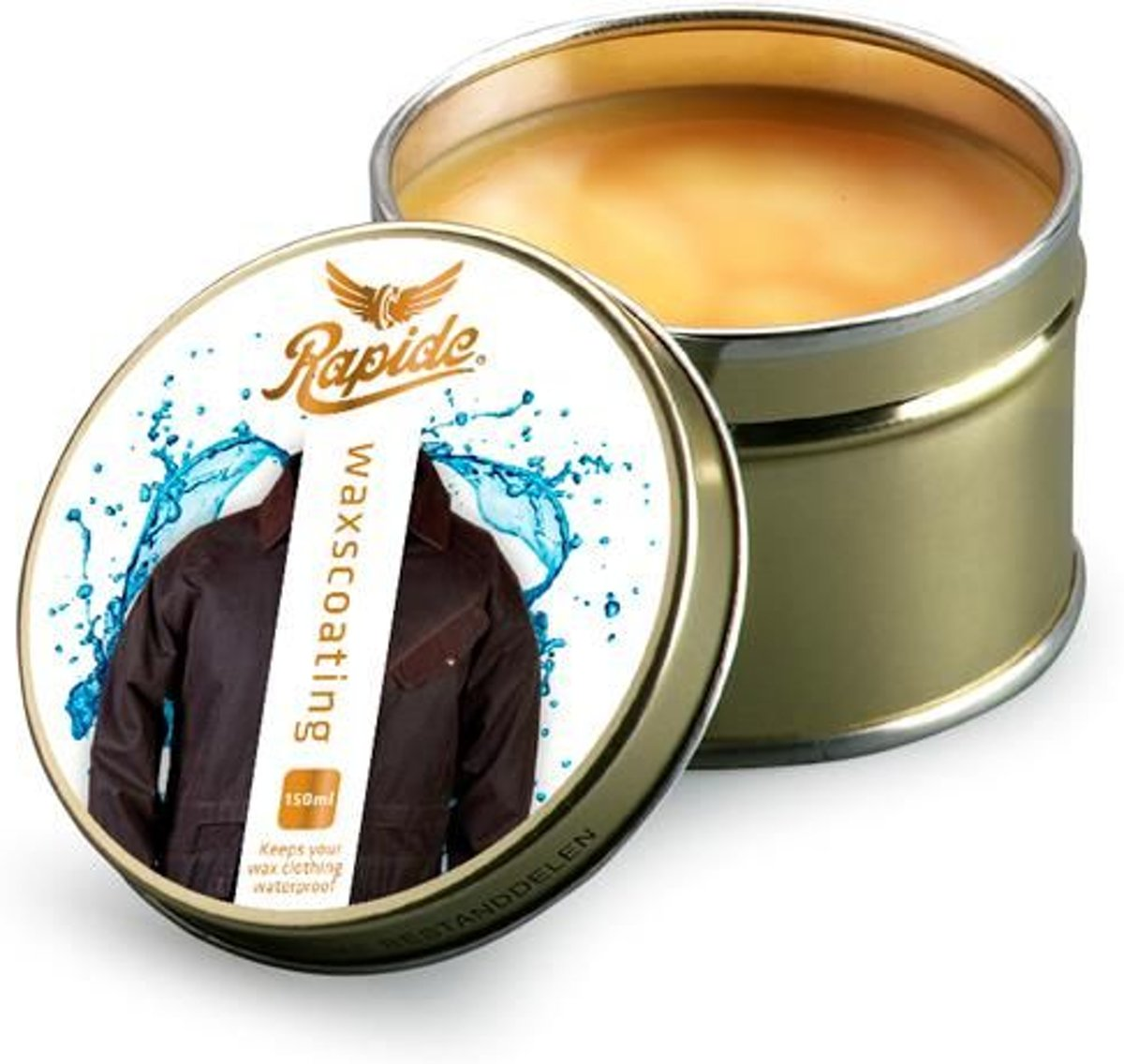 Rapide Waxcoating - 150 ml