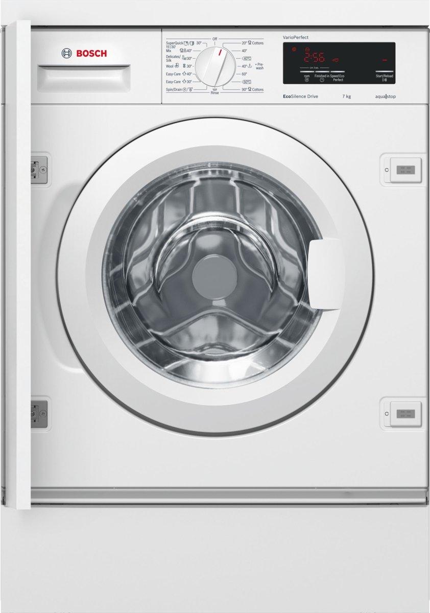 Bosch WIW24340EU Serie 6 - Inbouw wasmachine