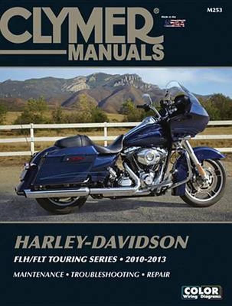 Wondrous Bol Com Harley Davidson Flh Flt Touring Clymer Haynes Wiring Cloud Brecesaoduqqnet