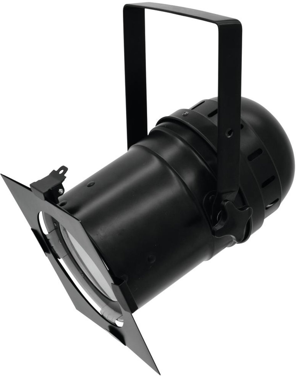 EUROLITE LED PAR-56 COB RGB 60W zwart - LED Par kopen