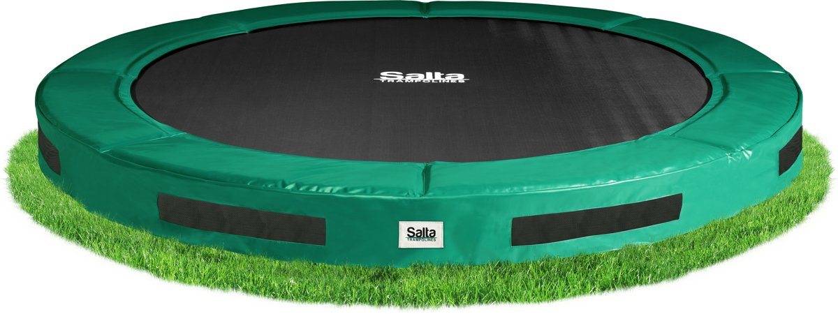 Salta Excellent Ground 244 cm Groen - Trampoline