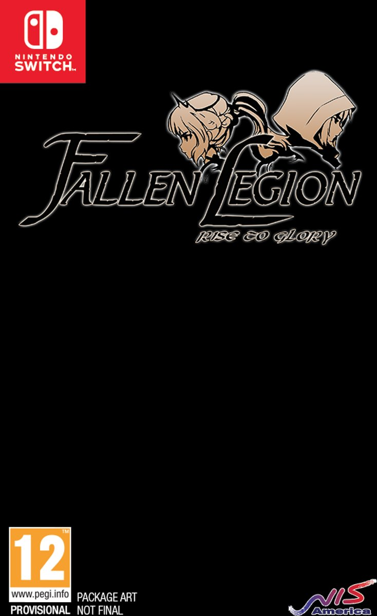 Fallen Legion Rise to Glory Switch