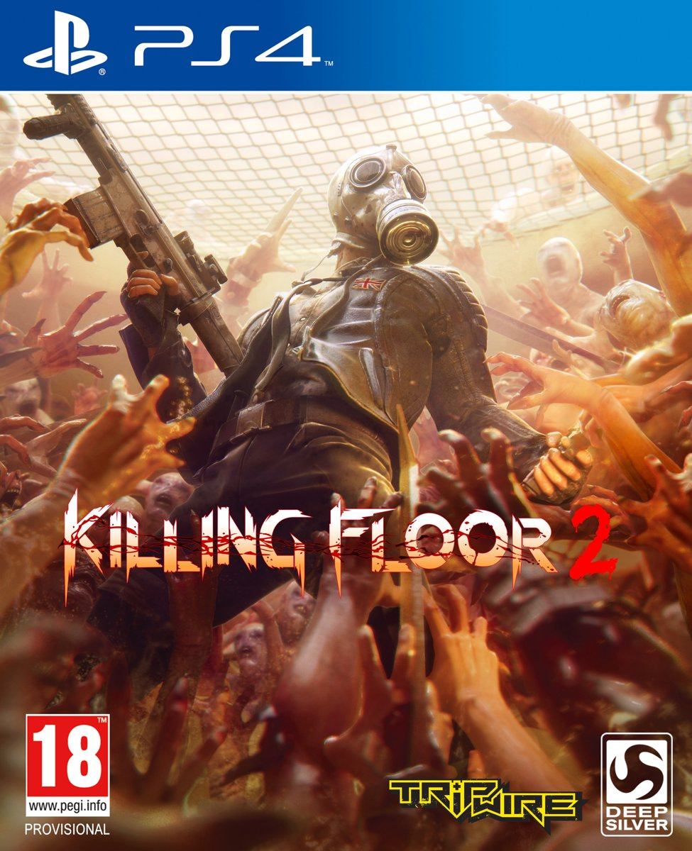 Killing Floor 2 PlayStation 4