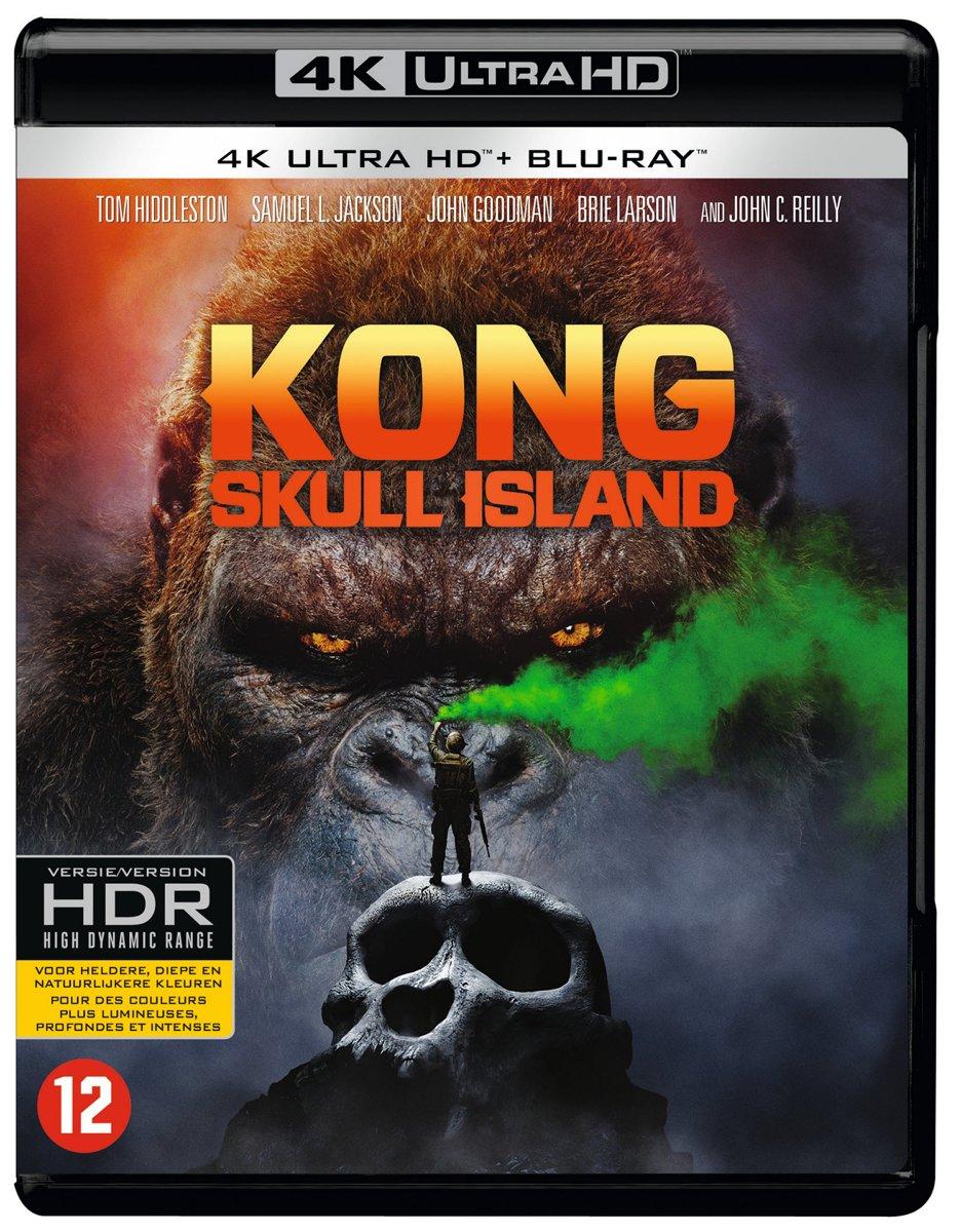 Kong : Skull Island (4K Ultra HD Blu-ray)-