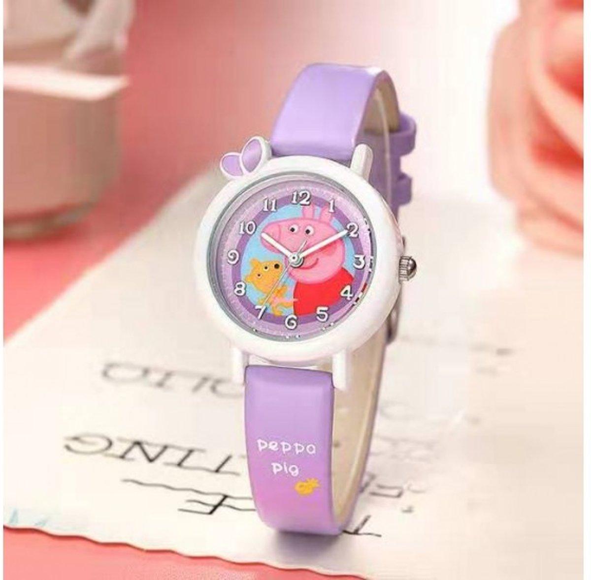 Peppa pig horloge kopen