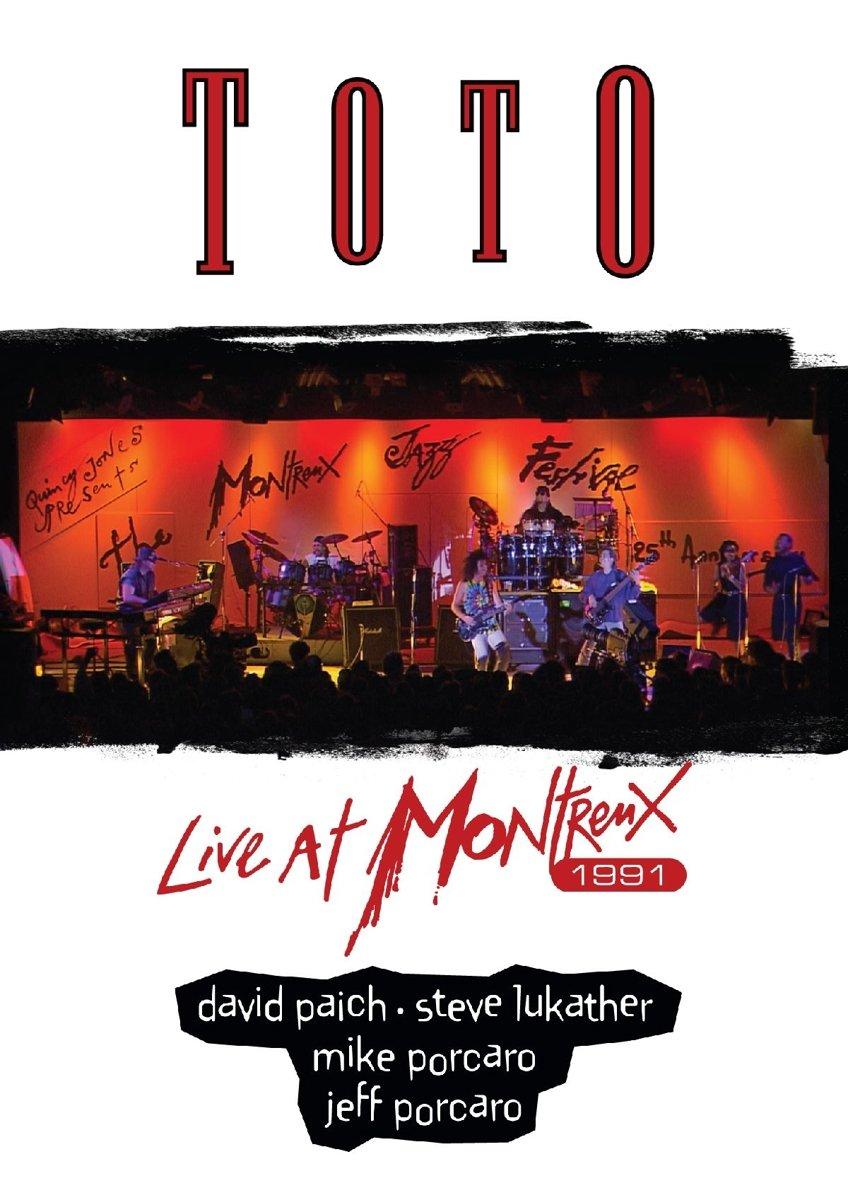 bol.com   Live At Montreux 1991, Toto   Muziek