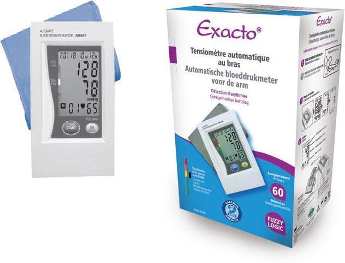 Exacto Goedkope Bloeddrukmeter Automatische bovenarm  - KD591