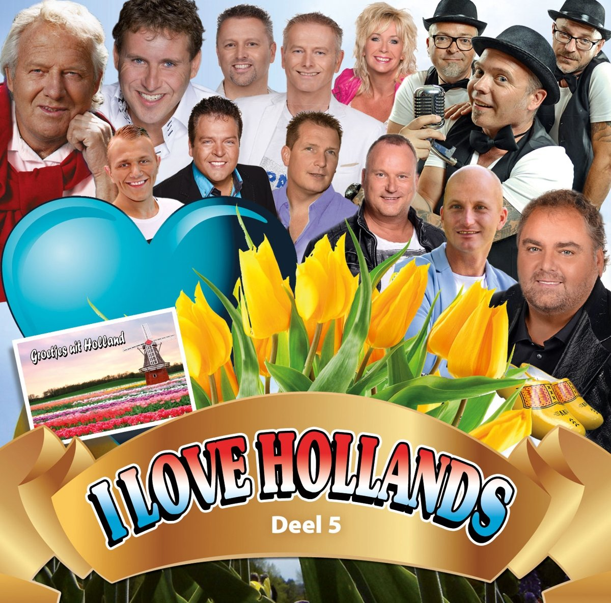 VARIOUS - I LOVE HOLLANDS DEEL 5 kopen